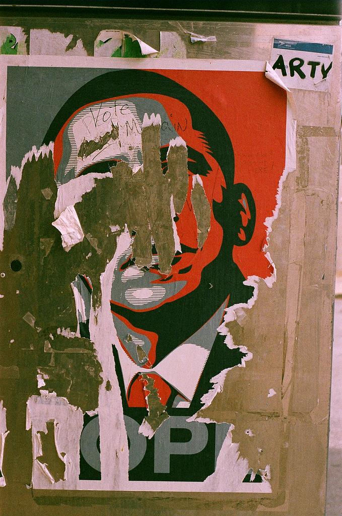 ObamaPosterJohnnyMartyr