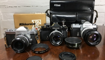 My Ode to the Humble Nikon FM2n | Johnny Martyr